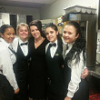 Working hard at the fine dining restaurant at Boca West